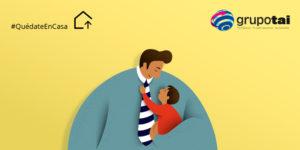 Día del Padre - Tu Web Soluciones - Quédate en casa - España